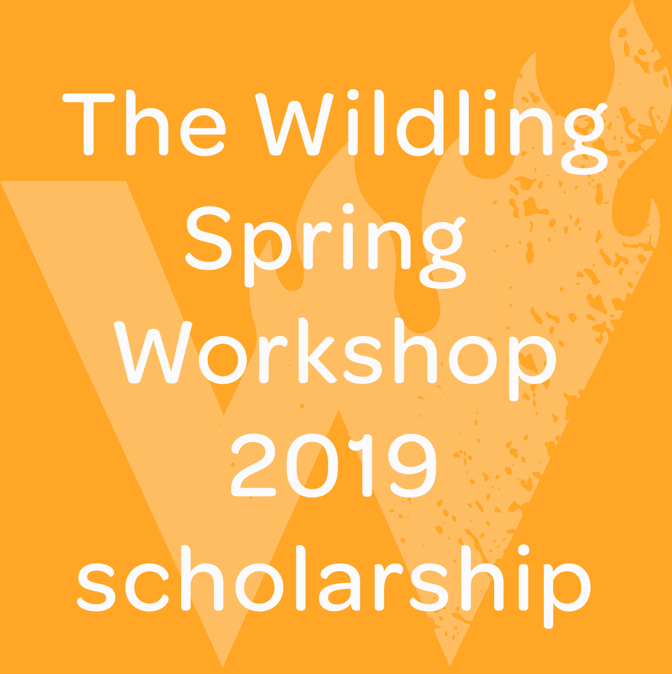 TheWildlingLogo_spring-workshop-scholarship